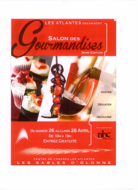Salon des Gourmandises 2014